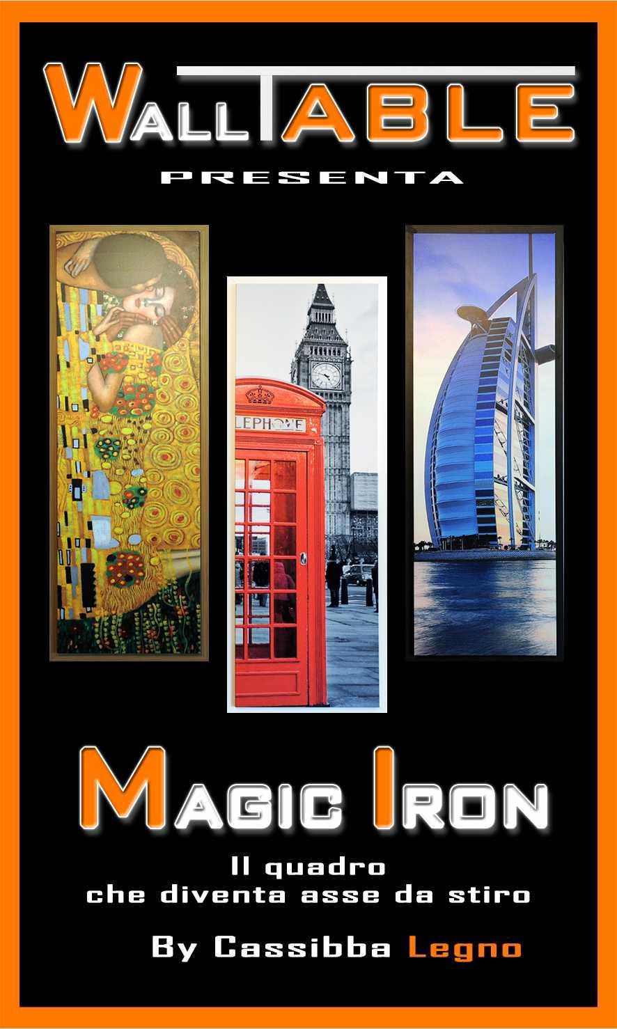 Magic Iron.